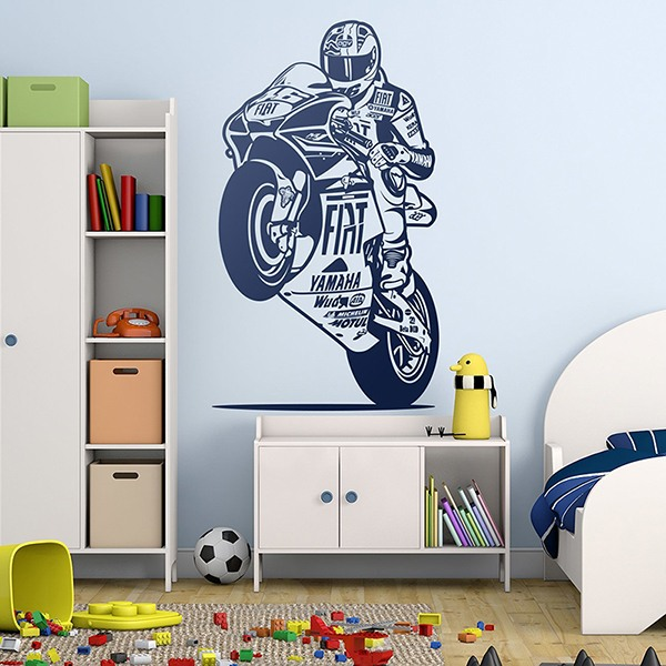 Vinilos Decorativos: MotoGP 46