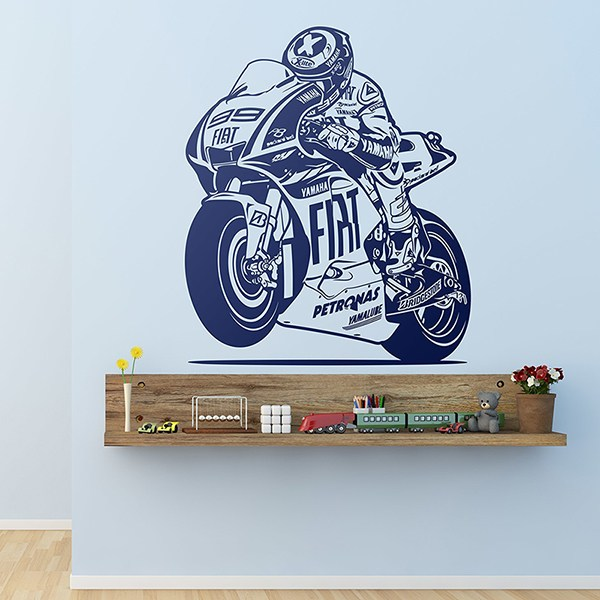 Vinilos Decorativos: MotoGP 99