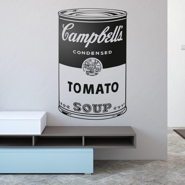 Vinilos Decorativos: Campbell Soup