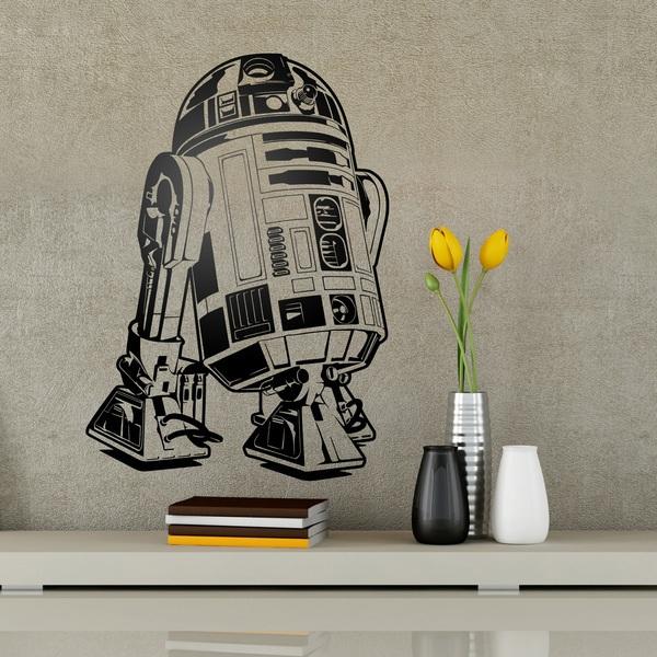 Vinilos Decorativos: R2-D2