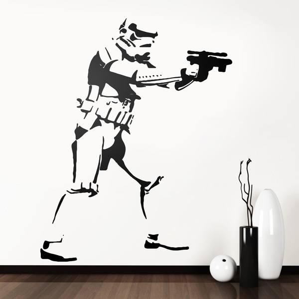 Vinilos Decorativos: Stormtrooper 3
