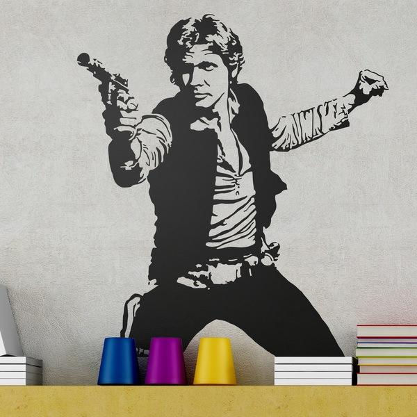 Vinilos Decorativos: Han Solo