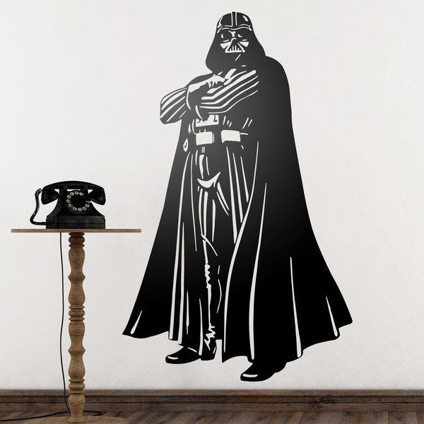Vinilos Decorativos: Darth Vader 1