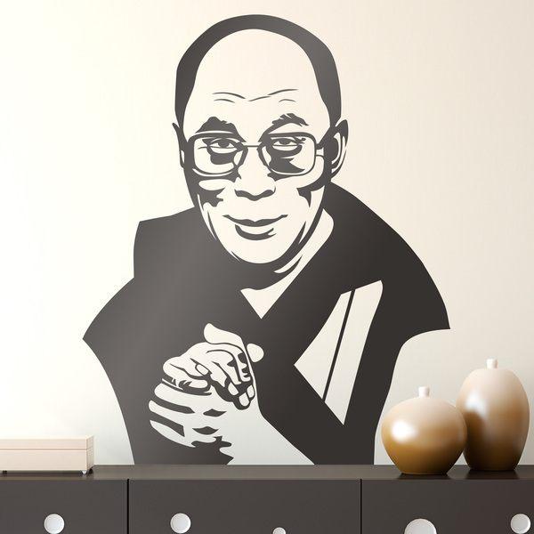 Vinilos Decorativos: Dalai Lama