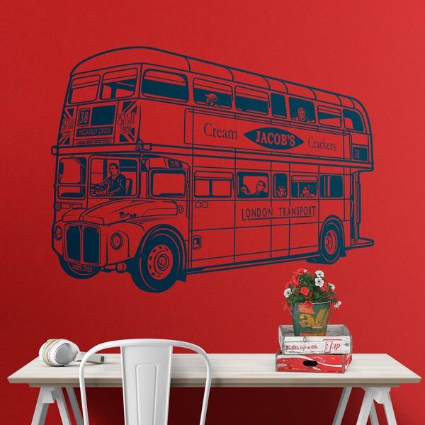 Vinilos Decorativos: Autobús Routemaster