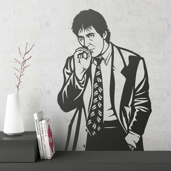 Vinilos Decorativos: Al Pacino en Melodía de seducción