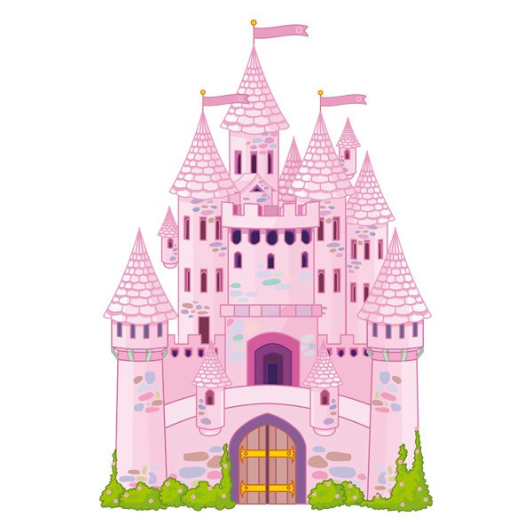 Vinilos Infantiles: El Castillo del Principe