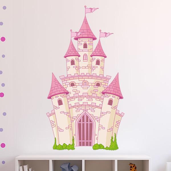 Vinilos Infantiles: El Castillo Fantástico