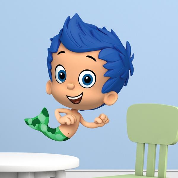 Vinilos Infantiles: Bubble 1