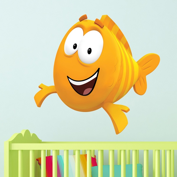 Vinilos Infantiles: Bubble 11