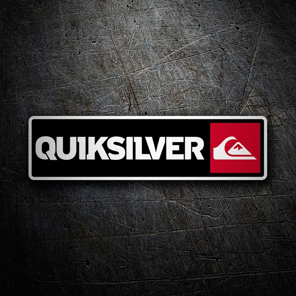 Pegatinas: Quiksilver 3
