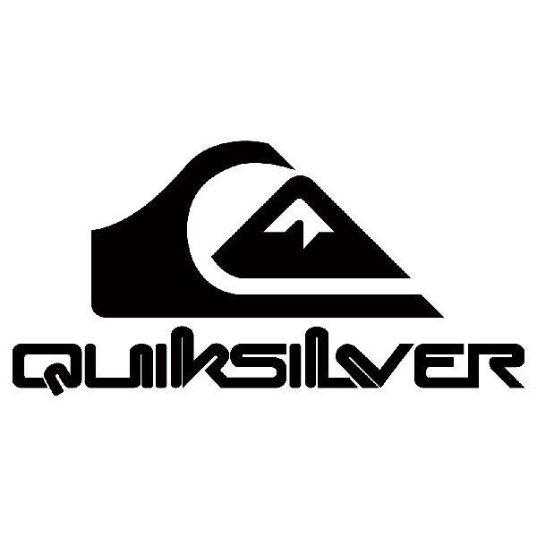 Pegatinas: Quiksilver 6