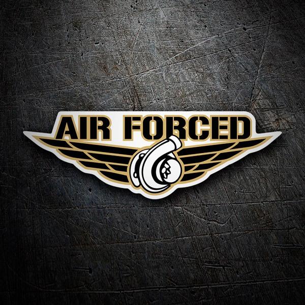 Pegatinas: Air Forced