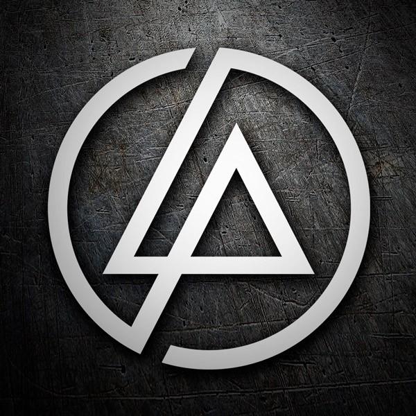 Pegatinas: Linkin Park logo