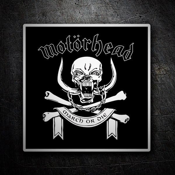 Pegatinas: Motörhead logo