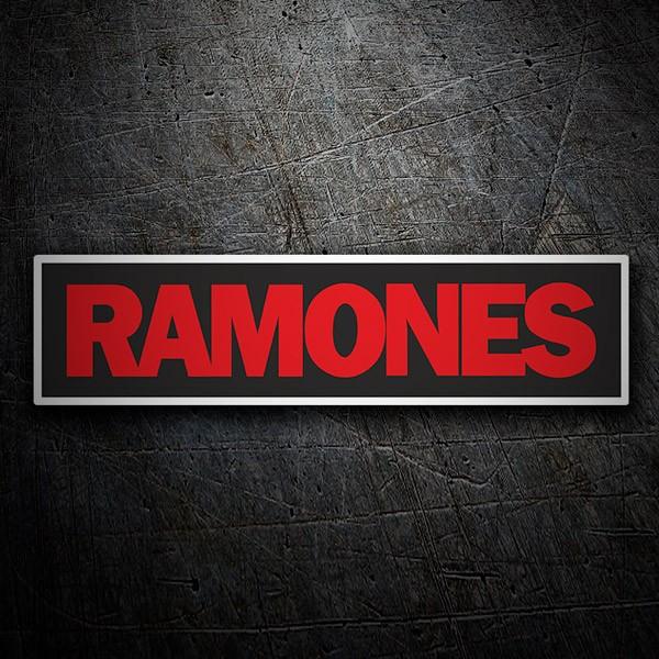 Pegatinas: Ramones 1