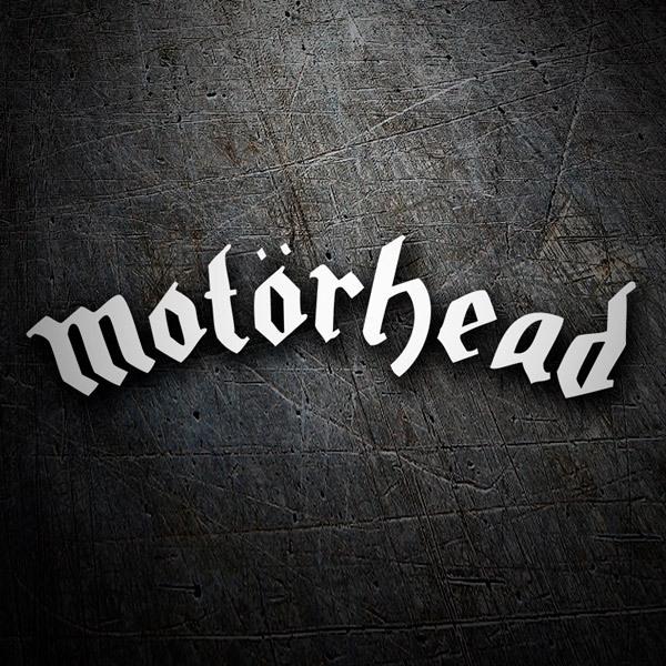 Pegatinas: Motörhead