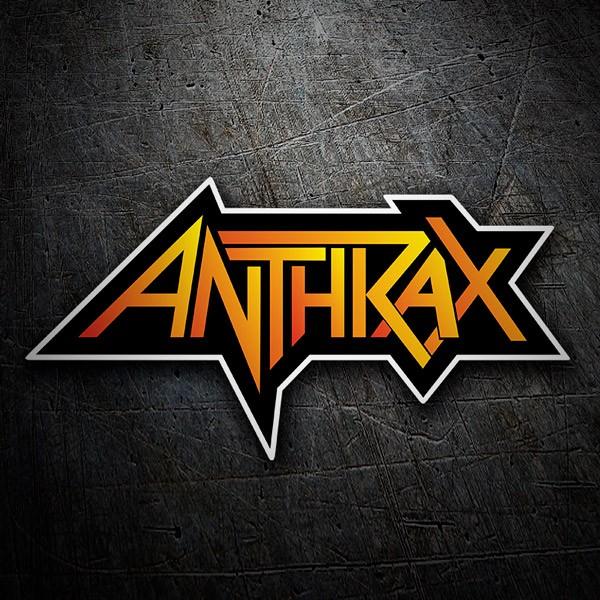 Pegatinas: Anthrax 1