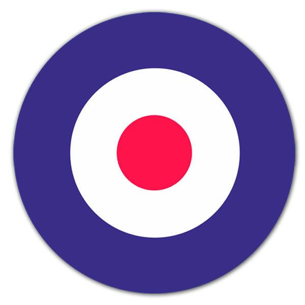 Pegatinas: Insignia Aviación Británica