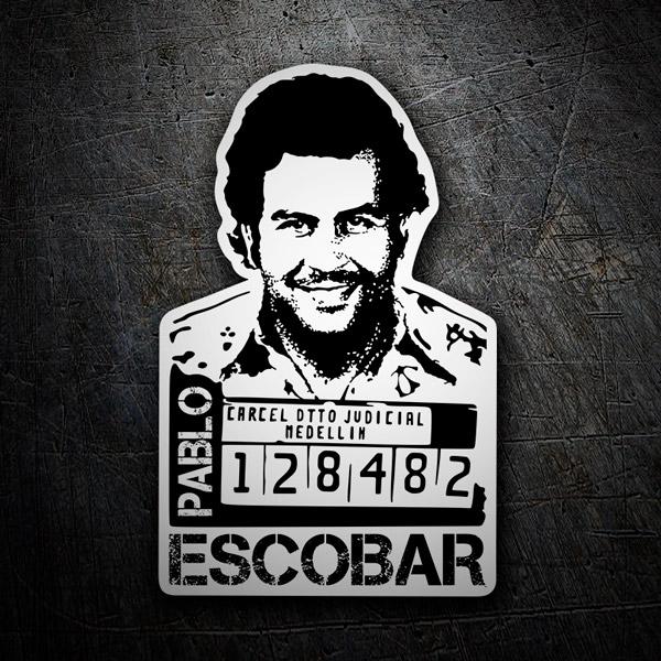 Vinilos Decorativos: Pablo Escobar 2