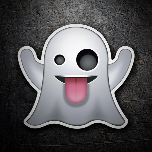 Pegatinas: Fantasma