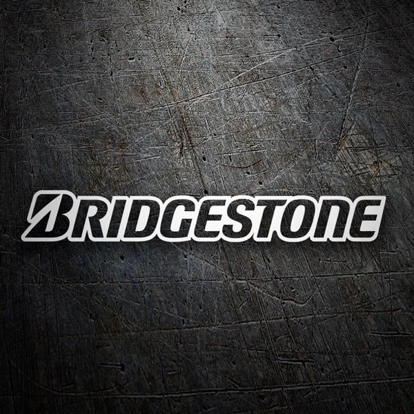 Pegatinas: Bridgestone