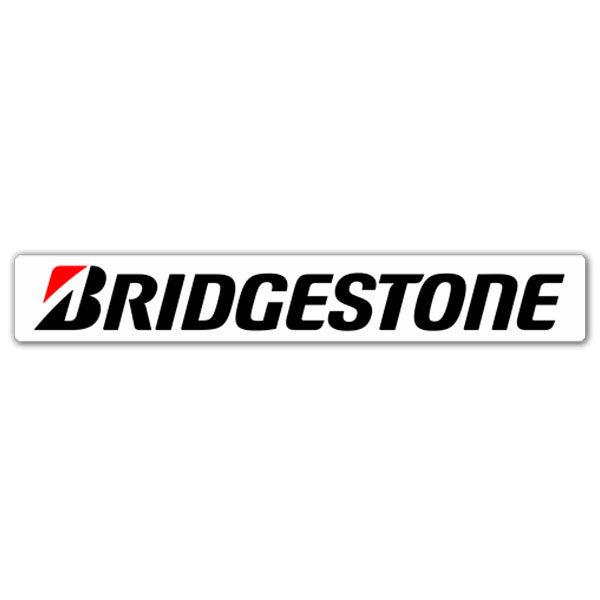Pegatinas: Bridgestone 3