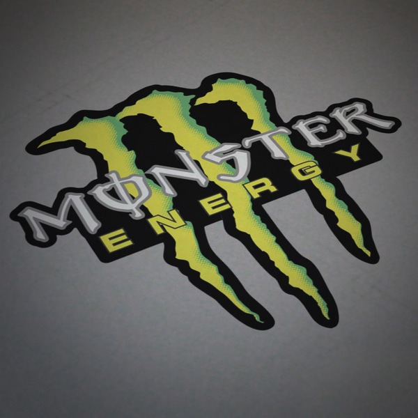 Pegatinas: Monster Energy 5