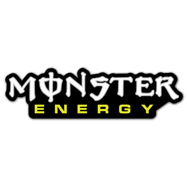 Pegatinas: Monster Energy 6