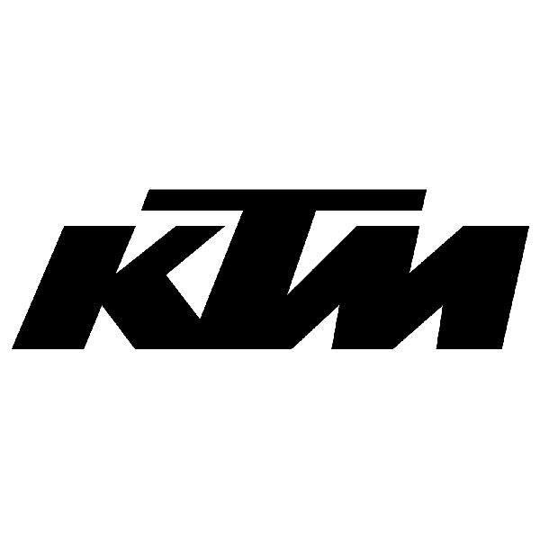 Pegatinas: KTM 2