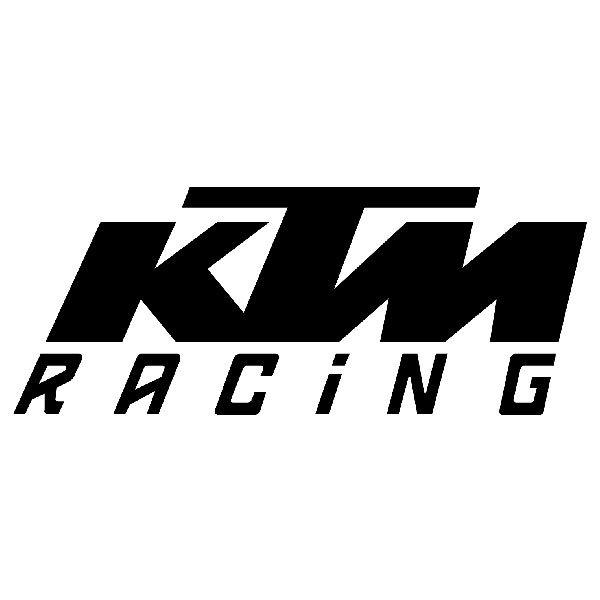 Pegatinas: KTM Racing