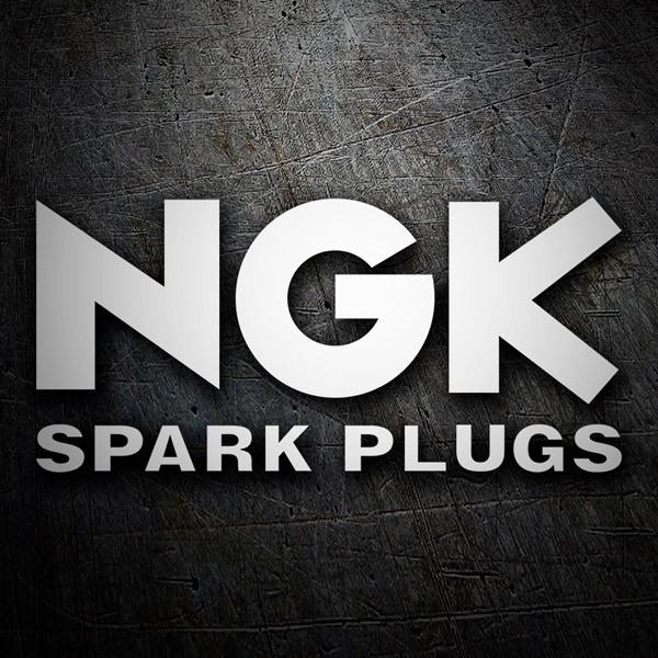 Pegatinas: NGk Spark Plugs