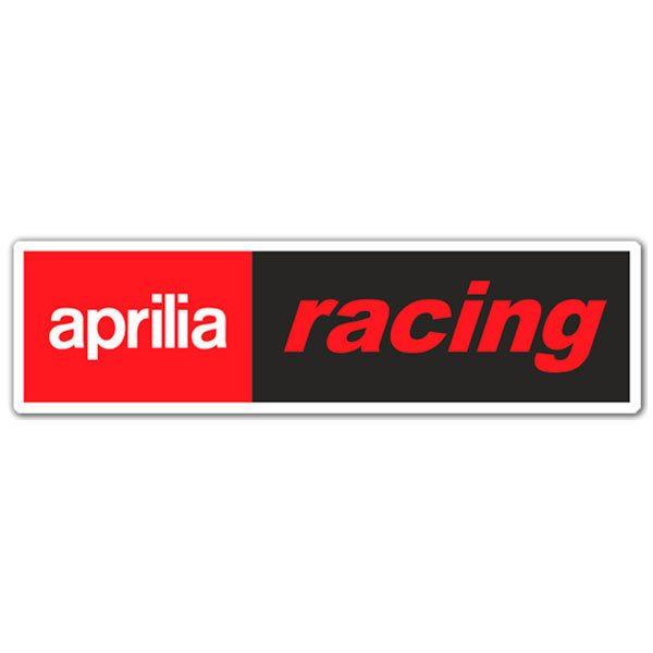 Pegatinas: Aprilia Racing