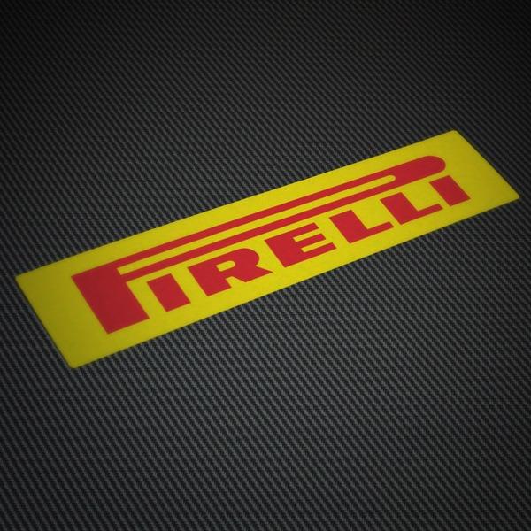 Pegatinas: Pirelli 4
