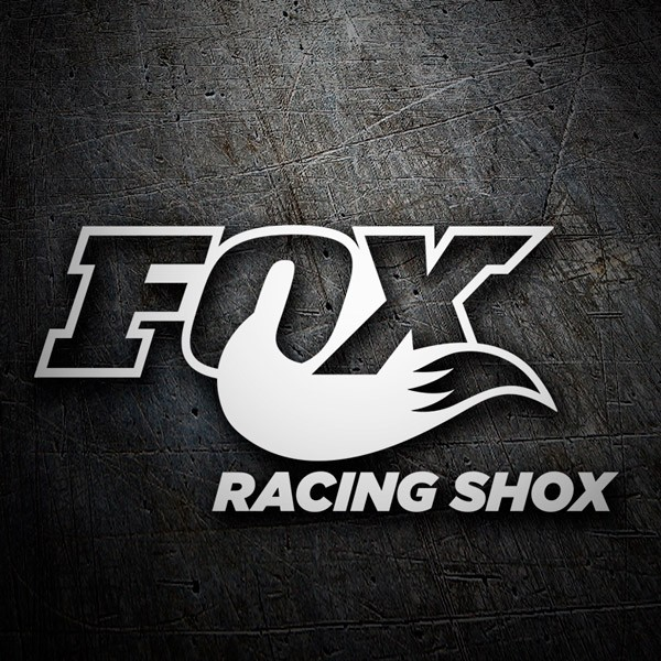 Pegatinas: Fox Racing Shox