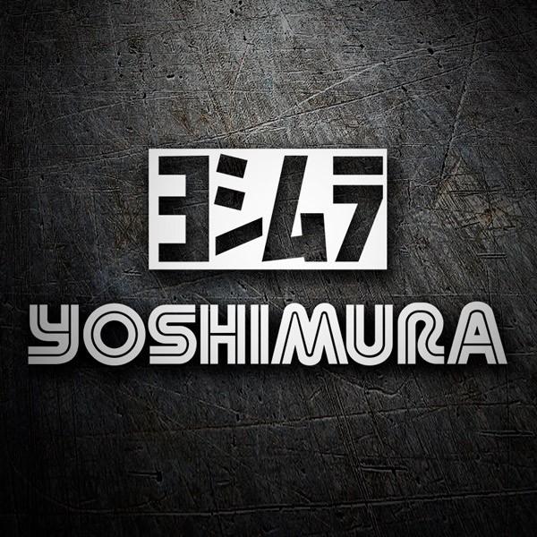 Pegatinas: Yoshimura 2