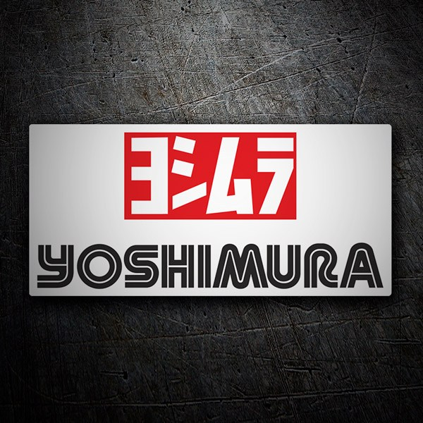 Pegatinas: Yoshimura 3