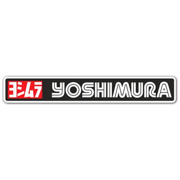 Pegatinas: Yoshimura 8