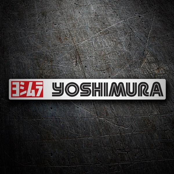 Pegatinas: Yoshimura 7