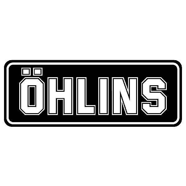 Pegatinas: Ohlins