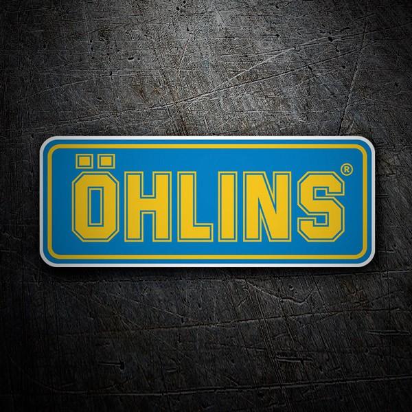 Pegatinas: Ohlins 2