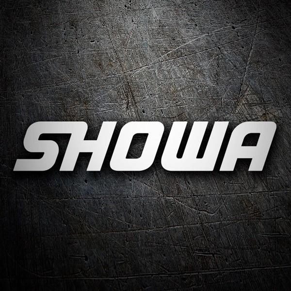 Pegatinas: Showa