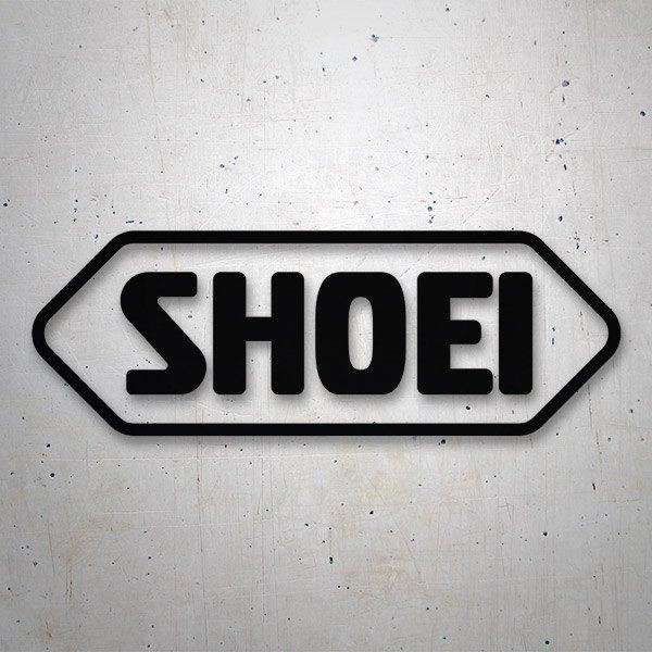 Pegatinas: Shoei