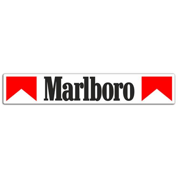 Pegatinas: Marlboro 3