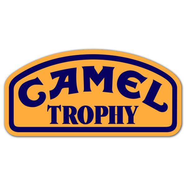 Pegatinas: Camel Trophy 2
