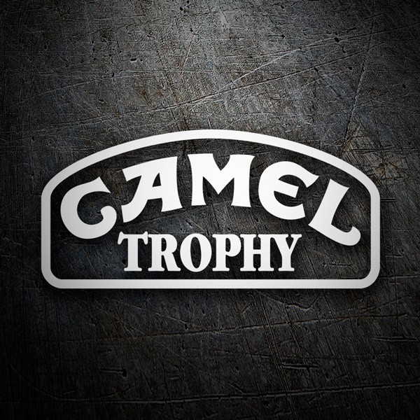 Pegatinas: Camel Trophy