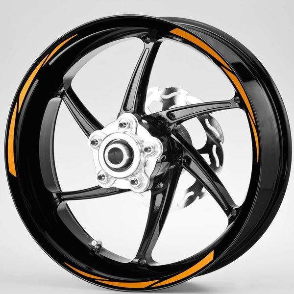 Pegatinas: Bandas llantas MotoGP Style 2