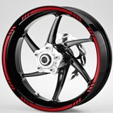 Pegatinas: Bandas llantas MotoGP Style 3