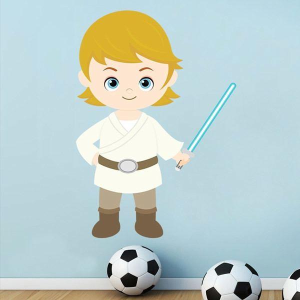 Vinilos Infantiles: Luke