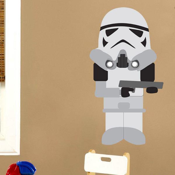 Vinilos Infantiles: Soldado Imperial